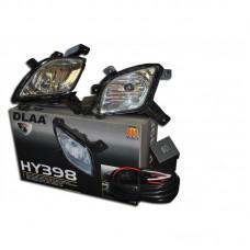 Противотуманые фары Hyundai iX35 / Tuscon