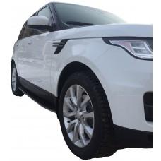 Боковые пороги (подножки) для Range Rover Sport 2013+