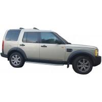 Торцевая планка для порога для Land Rover Discovery 3/4 (стандартная планка)