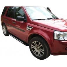 Пороги для Land Rover Freelander 2