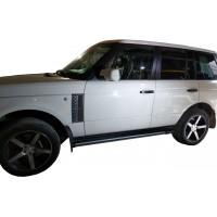 Боковые подножки для замены стационарных Range Rover (2002-2012)