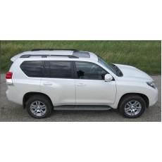 Рейлинги продольные   Тойота Прадо 150