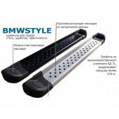 Боковые пороги (подножки) серии BMWSTYLE