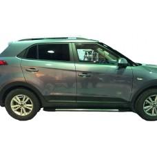 Боковые пороги (подножки) для Hyundai Creta