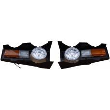 Фары для экспедиционных бамперов Toyota Land Cruiser 80/100