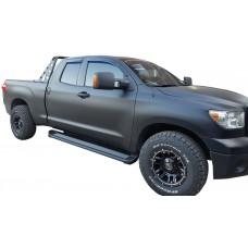 Боковые пороги (подножки) для Toyota Tundra (2007-2016 полуторная)