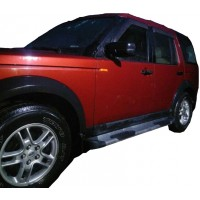 Боковые пороги (подножки) для Land Rover Discovery 3/4