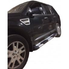 Боковые пороги для Land Rover Freelander