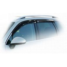 Ветровики дверей для Volkswagen Touareg NF