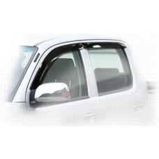 Ветровики дверей для Toyota Hilux 2005