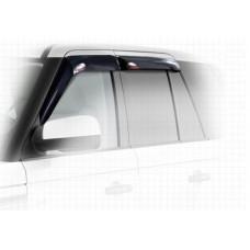 Ветровики дверей для Toyota Land Cruiser Prado 120