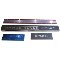 Накладки на пороги Range Rover Sport (2010-2012)