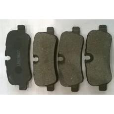 Передние тормозные колодки LR019618
