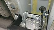 Боковые пороги (подножки) для Volkswagen Touareg NF
